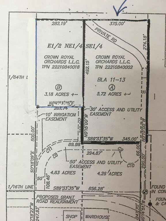 NNA N Union Ave, East Wenatchee, WA 98802 (MLS #714601) :: Nick McLean Real Estate Group