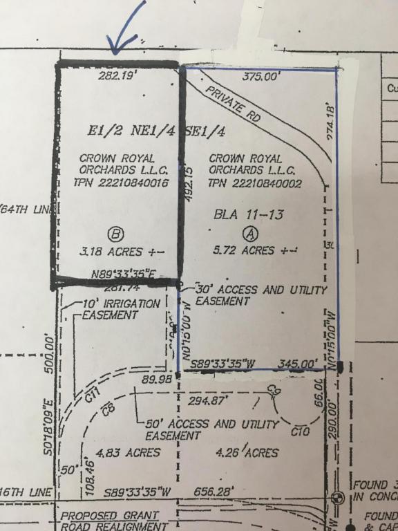 NNA N Union Ave, East Wenatchee, WA 98802 (MLS #714602) :: Nick McLean Real Estate Group