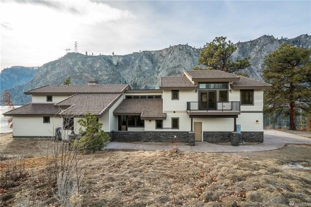 22031 Hwy 97, Orondo, WA 98843 (MLS #714984) :: Nick McLean Real Estate Group
