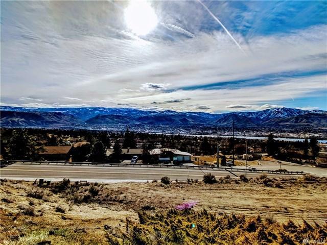NNA Badger Mountain Road, East Wenatchee, WA 98802 (MLS #715599) :: Nick McLean Real Estate Group