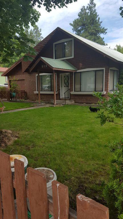 510 Cedar St, Leavenworth, WA 98826 (MLS #716540) :: Nick McLean Real Estate Group