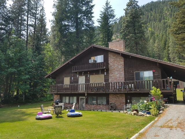 7990 Icicle Rd, Leavenworth, WA 98826 (MLS #717172) :: Nick McLean Real Estate Group