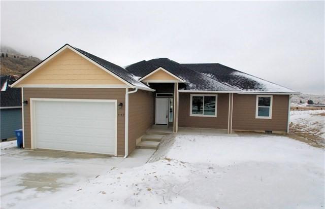 440 Spring View Pl, Chelan, WA 98816 (MLS #717776) :: Nick McLean Real Estate Group