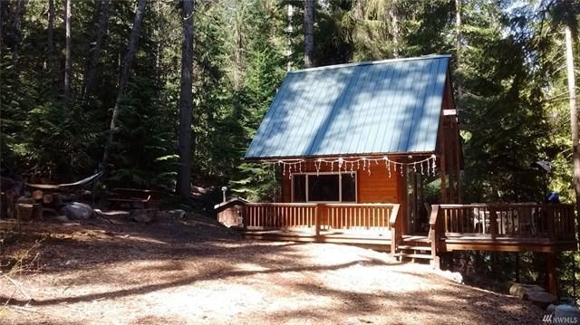 15869 Cedar Brae Rd, Leavenworth, WA 98826 (MLS #718655) :: Nick McLean Real Estate Group