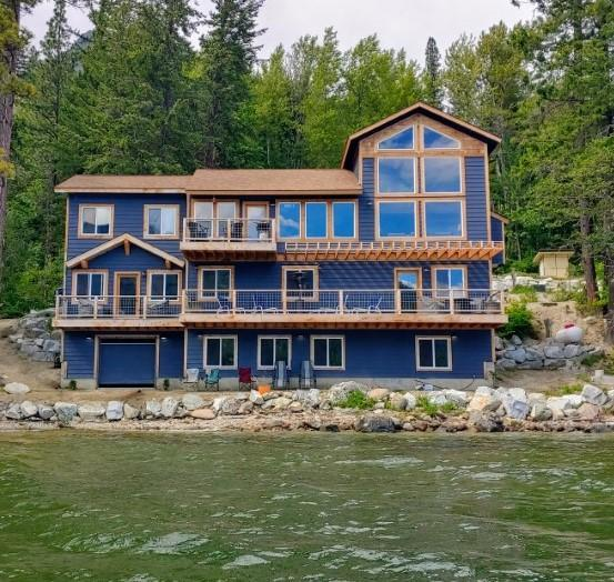 17357 North Shore Dr, Leavenworth, WA 98826 (MLS #718967) :: Nick McLean Real Estate Group