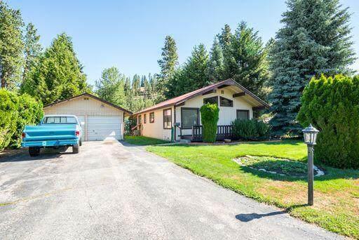 814 Pine St, Leavenworth, WA 98826 (MLS #724056) :: Nick McLean Real Estate Group
