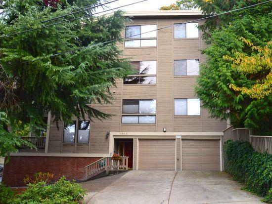 1914 13th Ave #202, Seattle, WA 98119 (MLS #713145) :: Nick McLean Real Estate Group