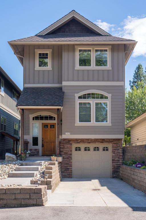 509 Cedar St, Leavenworth, WA 98826 (MLS #716358) :: Nick McLean Real Estate Group