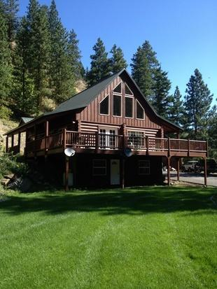 9100 Olalla Canyon Rd, Cashmere, WA 98815 (MLS #718157) :: Nick McLean Real Estate Group