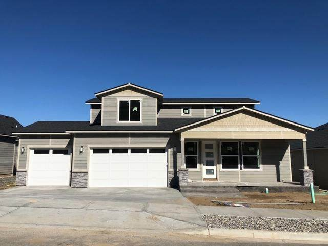 1013 Spring Mountain Dr, Wenatchee, WA 98801 (MLS #720823) :: Nick McLean Real Estate Group