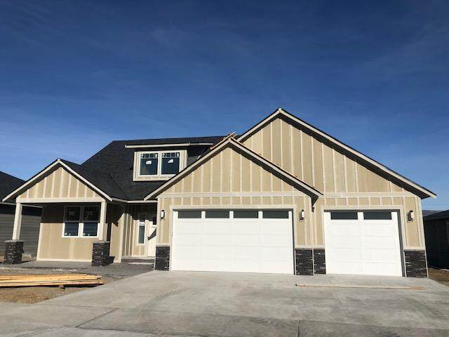 1005 Spring Mountain Dr, Wenatchee, WA 98801 (MLS #720550) :: Nick McLean Real Estate Group
