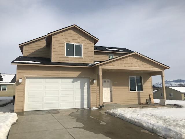 283 S Mystical Ave, East Wenatchee, WA 98802 (MLS #715718) :: Nick McLean Real Estate Group