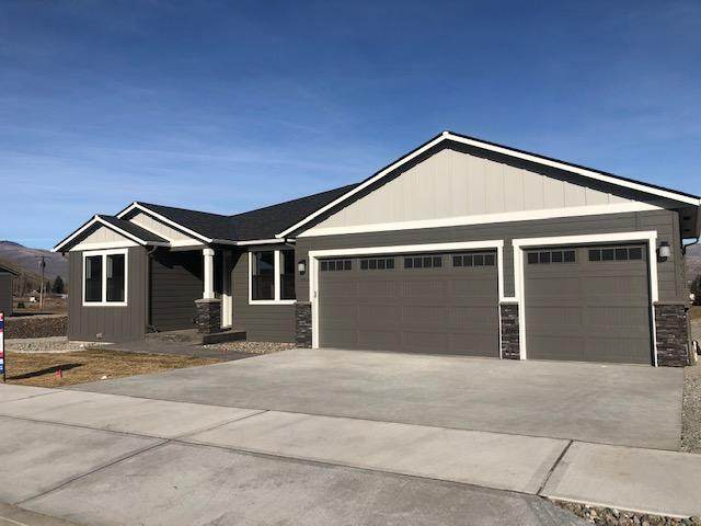 989 Spring Mountain Dr, Wenatchee, WA 98801 (MLS #719280) :: Nick McLean Real Estate Group