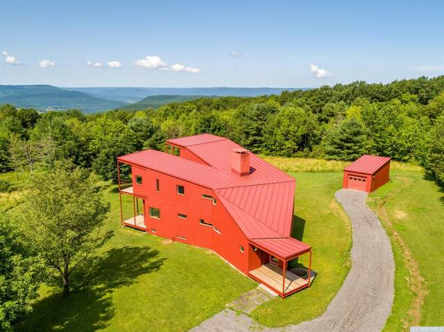 434 Lawton Hollow Road, Middleburgh, NY 12122 (MLS #127248) :: Gabel Real Estate