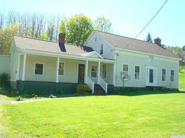 23 Fox Creek Rd, Rensselaerville, NY 12120 (MLS #131150) :: Gabel Real Estate