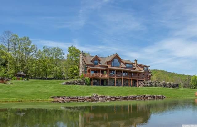 248 Golf Course Road, Roxbury, NY 12474 (MLS #131818) :: Gabel Real Estate