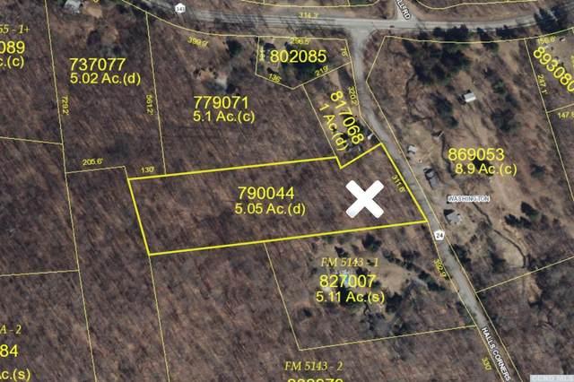 0 Halls Corner Road, Washington, NY 12522 (MLS #132223) :: Gabel Real Estate
