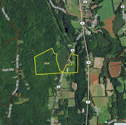 422 West Road, Stephentown, NY 12125 (MLS #135469) :: Gabel Real Estate