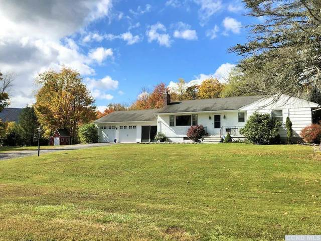 20 Pleasant View Dr., Tannersville, NY 12485 (MLS #136017) :: Gabel Real Estate
