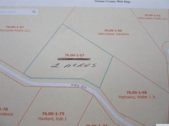 0 Vare Road, Ashland, NY 12407 (MLS #136953) :: Gabel Real Estate