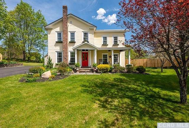 4 Leggett Road, Ghent, NY 12075 (MLS #137169) :: Gabel Real Estate