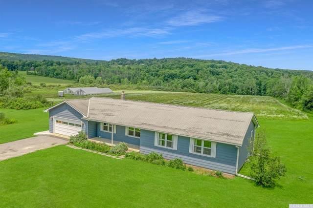 686 Fox Creek Road, Medusa, NY 12120 (MLS #138522) :: Gabel Real Estate