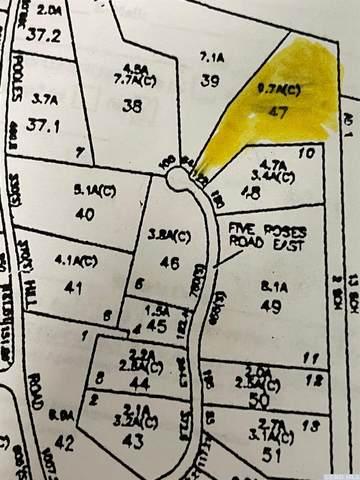 0 Five Roses East Rd, Ancram, NY 12502 (MLS #138680) :: Gabel Real Estate