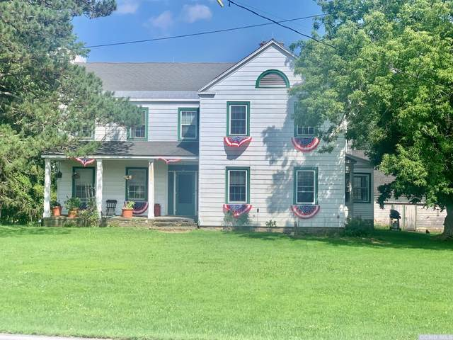 186 County Route 411, Westerlo, NY 12083 (MLS #138711) :: Gabel Real Estate