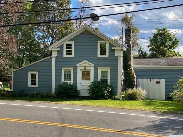 507 Center Hill Road, Copake, NY 12516 (MLS #139567) :: Gabel Real Estate