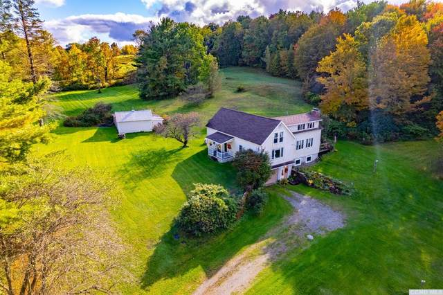 281 Presbyterian Hill Rd, Stephentown, NY 12168 (MLS #139605) :: Gabel Real Estate