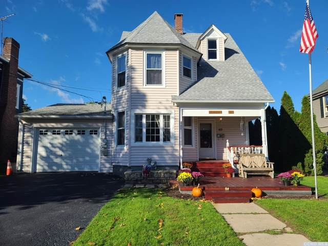 40 Lafayette Avenue, Coxsackie, NY 12051 (MLS #139687) :: Gabel Real Estate