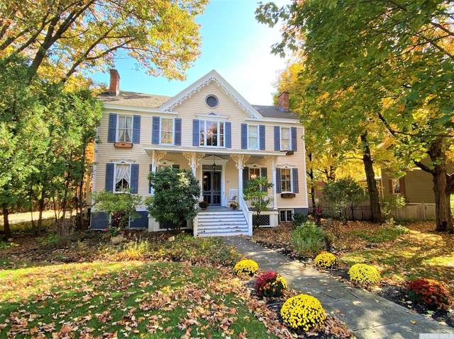 27 Broad Street, Kinderhook, NY 12106 (MLS #133917) :: Gabel Real Estate