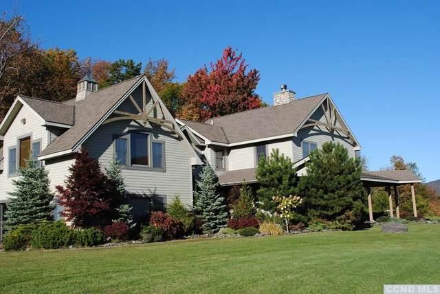 82 Hilltop Drive, Maplecrest, NY 12454 (MLS #134137) :: Gabel Real Estate