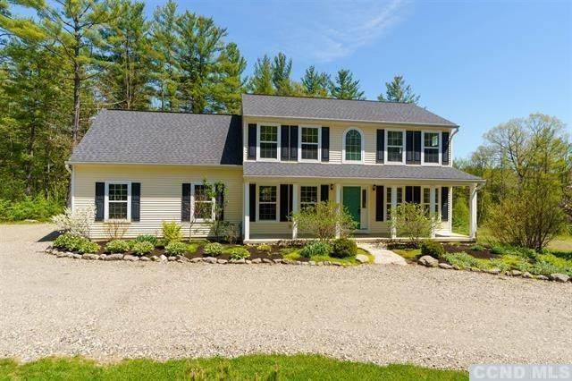 156 Percy Hill Road, Old Chatham, NY 12136 (MLS #131758) :: Gabel Real Estate