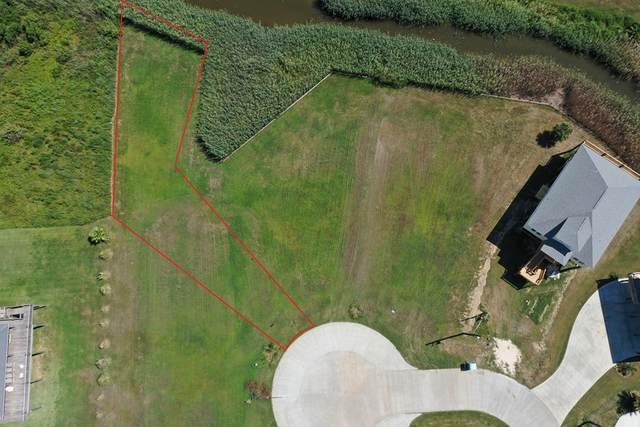 4318 Bolivar Cir, Port Bolivar, TX 77650 (MLS #78593) :: Triangle Real Estate