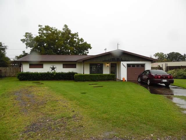1401 Crockett Ave, Nederland, TX 77627 (MLS #78778) :: Triangle Real Estate