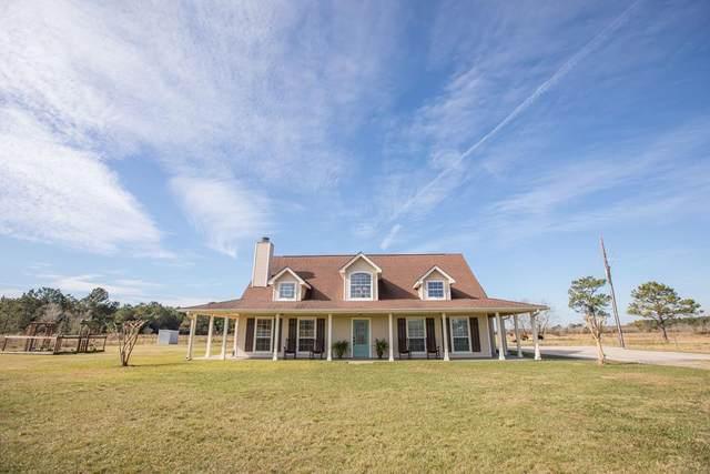 16910 County Line Road, Winnie, TX 77665 (MLS #80108) :: Triangle Real Estate