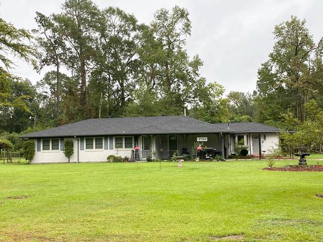 2790 Old Hwy 90, Vidor, TX 77662 (MLS #81394) :: Triangle Real Estate