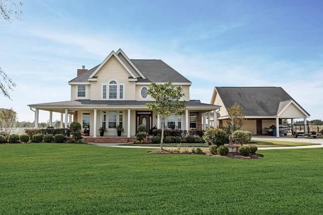 11670 Ridgecrest Dr., Beaumont, TX 77705 (MLS #81464) :: Triangle Real Estate