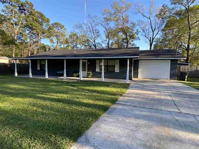 2600 Roosevelt, Vidor, TX 77662 (MLS #81540) :: Triangle Real Estate