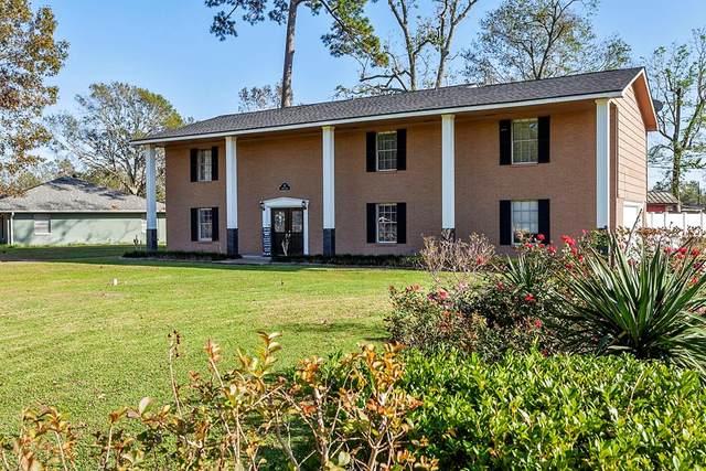 11 Finwick, Orange, TX 77632 (MLS #81598) :: Triangle Real Estate