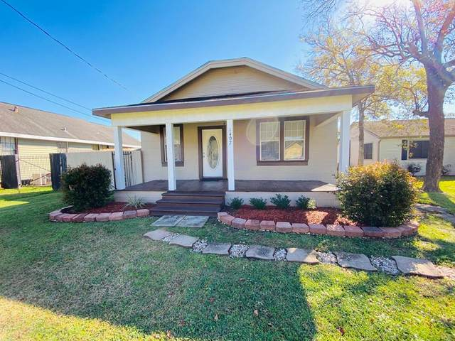 1407 Ave B, Nederland, TX 77627 (MLS #81634) :: Triangle Real Estate