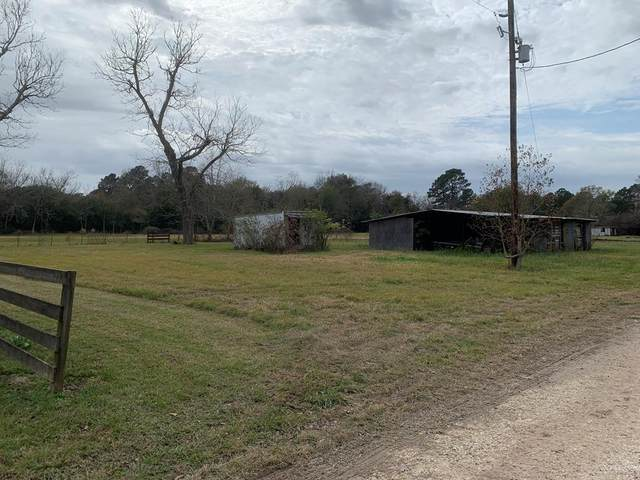 tbd Robinson St, Outside City, TX 77659 (MLS #81691) :: Triangle Real Estate