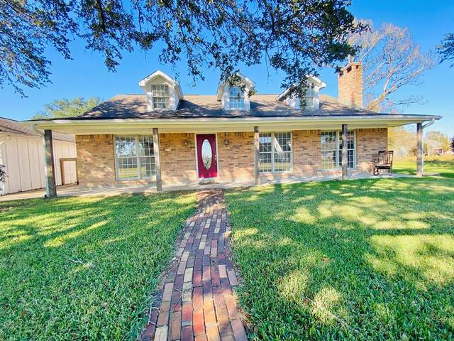 109 Twin Pines Lanes, Beaumont, TX 77705 (MLS #81705) :: Triangle Real Estate
