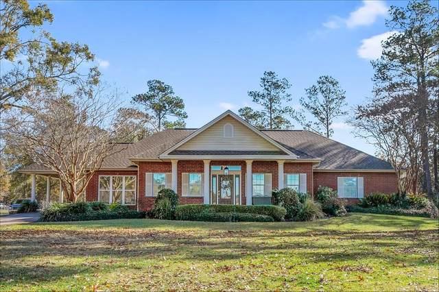 430 N Bonura Rd, Sour Lake, TX 77659 (MLS #81720) :: Triangle Real Estate
