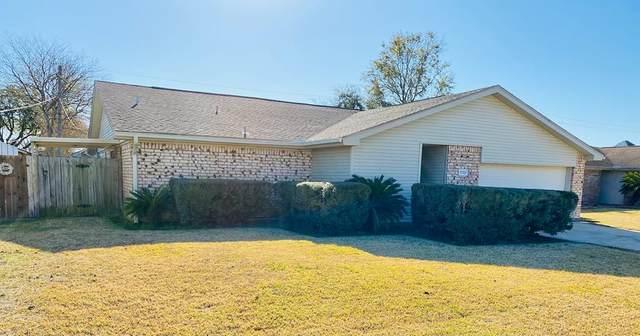 1715 Ave K, Nederland, TX 77627 (MLS #81726) :: Triangle Real Estate