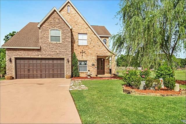 2812 Poydras Ct, Nederland, TX 77627 (MLS #81743) :: Triangle Real Estate