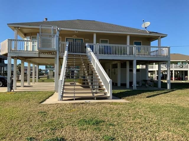 3101 Greg, Crystal Beach, TX 77650 (MLS #81772) :: Triangle Real Estate