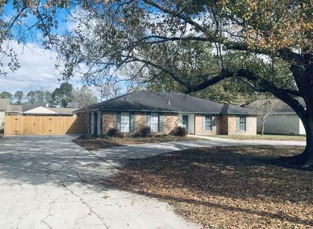836 Goodwin Ave, Port Neches, TX 77651 (MLS #81778) :: Triangle Real Estate