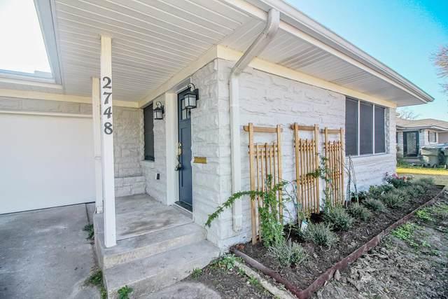 2748 33rd, Port Arthur, TX 77642 (MLS #81894) :: Triangle Real Estate